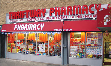Thriftway Pharmacy Locations, New York City