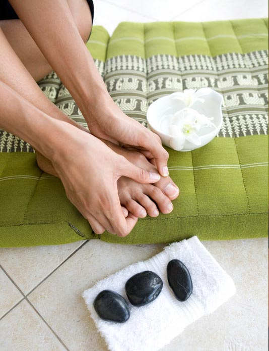 Diabetes Caring for your feet